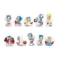 Série complète de 10 fèves Super Sonic