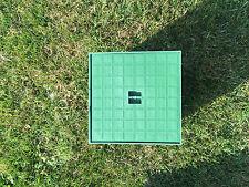 Wassersteckdose Bodenhydrant Wasserentnahme Basic Anschlussdose Wasserverteiler