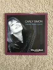 Carly Simon - Never Been Gone - Mail on Sunday Promo CD