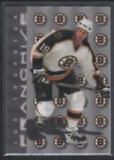 JOE THORNTON 2000/2001 BAP BE A PLAYER FRANCHISE PLAYER SP LIMITED TO ONLY 30