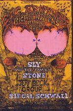 "MINT Janis Joplin Jeff Beck 1968 ""LIVE AT THE CAROUSEL"" BG 129 Fillmore Poster"