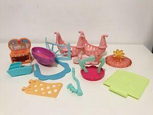 Littlest Pet Shop House Club Accessories Spare Parts Hasbro