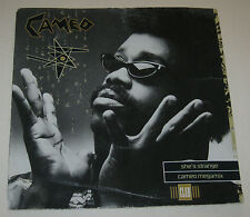 "Cameo 7"" single SHE'S STRANGE + Picture Pochette EXCL 1984 jab25"
