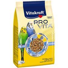Vitakraft Pro Vita, Wellensittich Futter - 800g Vogelfutter Sittichfutter