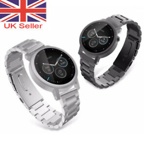 Metal Strap For Samsung Galaxy Watch 42 / 46mm Stainless Steel Watch Wrist Band