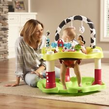 Baby Bouncer Saucer Exersaucer Infant Activity Center Seat Jumping Chair Playset