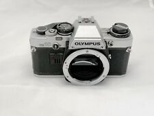 Olympus OM10 Film Camera Body - Meter Working - New Seals