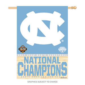 Winning Streak NCAA North Carolina Tar Heels Dynasty Banner