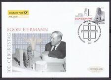 BRD 2004 Deutsche Post FDC MiNr. 2421   100. Geburtstag von Egon Eiermann
