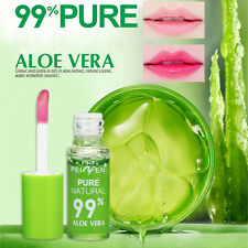 ALOE VERA TINT LIP GLOSS 3ml - COLOUR CHANGING / 99% NATURAL / LONG LASTING / UK