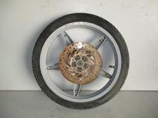 Ruota Anteriore Cerchio Ruote Cerchi Aprilia Scarabeo 50 1994 1999 Front Wheel