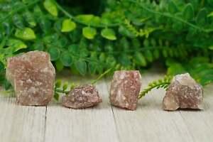 Small Raw Strawberry Quartz Rough Crystal