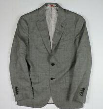 Brooks Brothers Red Fleece Men's Suit 40R 2 Button 34x30 Gray Glenplaid Wool