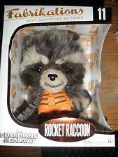"FUNKO FABRIKATIONS ""Marvel"" Rocket Raccoon #11 6"" PLUSH FIGURE Box is Damaged!"