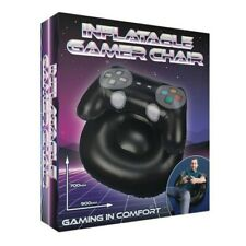 Game Pad Controller Inflatable Gaming Chair Bed Pillow Games Room Gamer's Gift