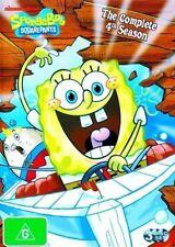 Spongebob Squarepants S4 Season 4 DVD R4