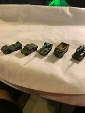 Matchbox Military Vehicles 70's 80's 90's