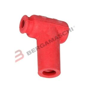Attacco candela ngk lb05emh r rosso per r5184 stock nr 8160