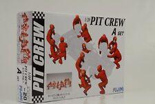 Pit Crew Set 13 FIGURINES PERSONNAGE DIORAMA Kit Kit id-20 - 1:20 Fujimi 112442