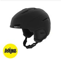 Giro Neo Mips S M L Unisex Sci Snowboard Sport Invernali Casco Nero 240151 Nuovo