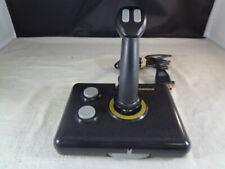Vintage Gravis PC Pro 5-Button Throttle Joystick 15-pin Port Retro Gaming IBM