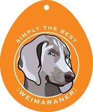 Weimaraner Sticker 4×4″