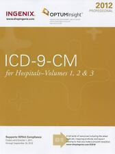 ICD-9-CM Professional for Hospitals Vol. 1, 2, 3 by Ingenix (2011, Paperback)