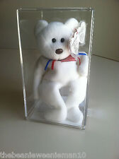**Rare Libearty beanie baby**With Beanine Error**Whiteout Tag**Authenticated**