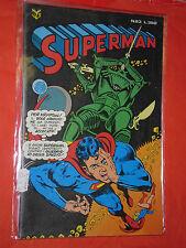 SUPERMAN SELEZIONE-ALBI CENISIO  N°23 -DEL1982+ENTRA HO DISPONIBILI-ALTRI NUMERI