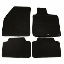 Nissan Qashqai Tailored Car Mats 2007 onwards - Black