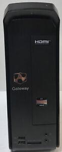 GATEWAY SX2110G-UW23 500 GB HDD 6 GB RAM AMD E1-1500 1.48GHZ WINDOWS 10 HOME