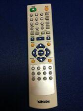 Yamada KF-6666A DVD Remote Control for DVD Video Player Genuine Original