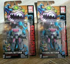 Transformers Generations Titans Return, 2 Gnaw Legends Class ?? USA