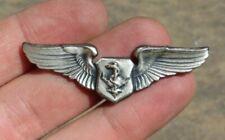 "Authentic Vietnam War Us Air Force Flight Nurse Badge Wings 2"" Regulation Size"