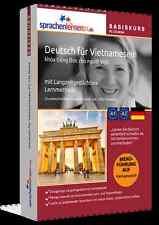 Deutsch für Vietnamesen ,Sprachkurs,Basiskurs für Anfänger,Sprachenlernen24