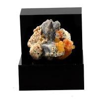 Stellerite Chabazite. 141.1 cts. Sarbaiskoe, Kostanay Province, Kazakhstan