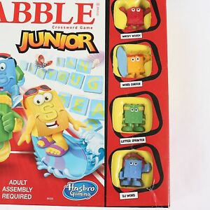 2014 SCRABBLE JUNIOR Game 4 Tokens Replacement Parts