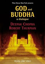 God and Buddha - SPIRITUAL DVD - Deepak Chopra_Robert Thurman