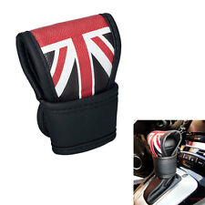 Union Jack Uk Flag AT/MT Gear Knob Cover For BMW Mini Cooper F56 F55 R60 R59 R61