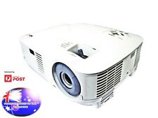 From OZ Quality 1PC NEC VT580 Projector With New Lamp Globe Svideo RCA DB15 +FP