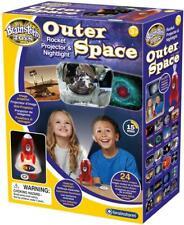 Outer Space Rocket Projector & Nightlight - BRAINSTORM