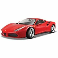 Voitures, camions et fourgons miniatures multicolores en plastique pour Ferrari