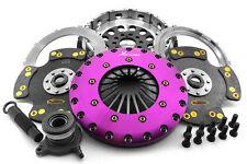 Xtreme Doble Carbono Rígido Blade Clutch Kit para Ford Focus Mk2 st / Rs Modelos