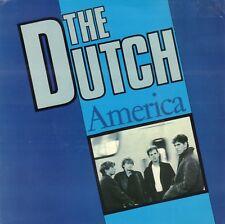 "DUTCH, THE – America (1985 VINYL SINGLE 7"" NEDERPOP)"