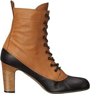 Vivienne Westwood Women's Granny Duck Boot, Tan, 3