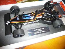 UU Tyrrell ford 018 jean alesi fórmula 1 EE phoenix 1990 1:18 Minichamps 110900004