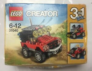 LEGO 31040 Creator Desert Racers - Damaged Box/Package