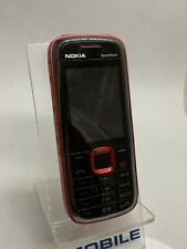 Nokia XpressMusic 5130 - Black Red (Unlocked) Mobile Phone