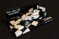 Minichamps Brawn GP BGP 001 2009 1:43 #23 Rubens Barrichello (BRA) GP Australia