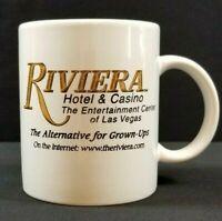 RIVIERA HOTEL & CASINO  MUG/COFFEE CUP    EUC